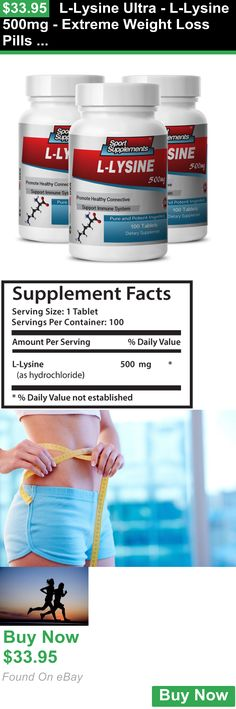 Weight loss supplements research