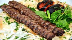 Kofta Kebab/ Kebab Koobideh (Minced meat kebabs)