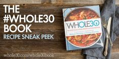The Whole30 Book Recipe Preview: Bangers and Mash