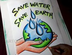 Art Articles- Detail information about Earth Day which is celebrated world wide, lets know more about earth day, posters, theme of earth day Earth Day Facts, Earth Day Quotes, Earth Day Posters, First Earth Day, World Earth Day, Importance Of Earth Day, Information About Earth, Species Extinction, Art Articles