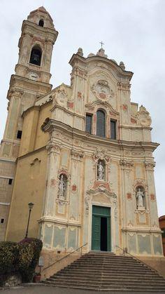 #cervo #liguria #italia #church #chiesa