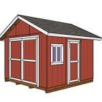 barn roof gambrel - barn roof - barn roof styles - barn roof house - barn roof shed - barn roof trusses - barn roof gambrel - barn roof garage - barn roof colors Wood Shed Plans, Free Shed Plans, Barn Plans, Gambrel Barn, Gambrel Roof, Shed Frame, Porch Plans, Pergola Plans, Cheap Sheds