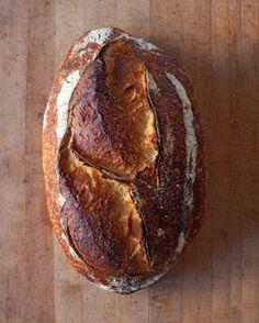 Chad Robertson's Tartine Country Bread