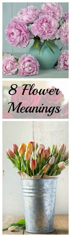 Want to gift flowers for Valentine's Day? Find out what different blooms from roses to tulips mean.