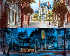 http://thefavoriteartilike.tumblr.com/post/59355470610/breathtaking-sceneries-from-disney-movies