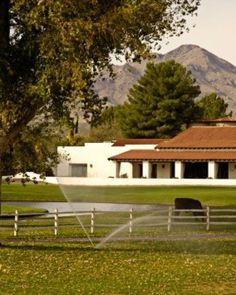 """Tubac Golf Resort - Tubac, Arizona (scenes from the movie """"Tin Cup"""" were filmed here)"""