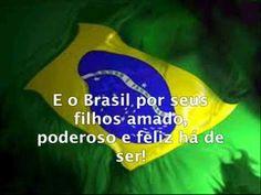 INFORMATIVO GERAL: Hino à Bandeira - Dia 19/11 Dia da Bandeira Brasil...