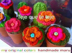 Resultado de imagen para amigurumi modelos de cactus al crochet pattern