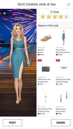 What is a cocktail dress on covet fashion