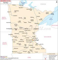 Minnesota City Map Transit Pinterest City Maps And Minnesota - Minneapolis on us map