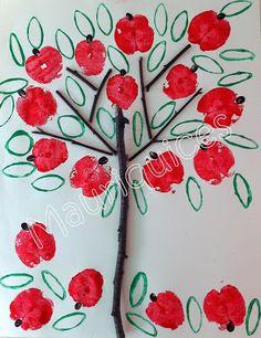 Mauriquices: Grande festa das Maçãs! Grande, Made By Hands, Party, Autumn, Books