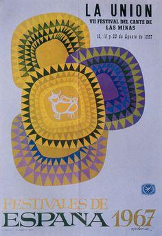 Festival Cante Minas by Asensio Sáez 1967