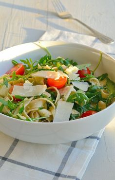 Makkelijke Maaltijd: Pasta met avocadosaus - pasta with avocado sauce #healthy