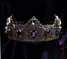 Noble Imperial Medieval King Prince Crowns for Men Gold Austrian ...