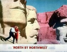 North by Northwest debuted on July with Cary Grant and Eva Marie Saint in the starring roles. Valuable North by Northwest movie memorabilia includes one sheet, insert, three sheet and half sheet movie posters, lobby cards, movie stills and forei Best Spy Movies, Old Movies, Vintage Movies, North By Northwest, Eva Marie Saint, Art For Sale Online, Cinema Posters, Movie Poster Art, Cary Grant