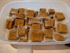 Κύβοι λαχανικών σπιτικοί συνταγή από Anna Beni - Cookpad Waffles, Anna, Breakfast, Recipes, Food, Morning Coffee, Essen, Waffle, Eten