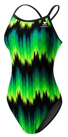 TYR SPORT Women's Radio Turbulence Crossfit Swimsuit (Green, Size 26) TYR http://smile.amazon.com/dp/B00DE2OKWU/ref=cm_sw_r_pi_dp_dVc3vb1XWF6RK