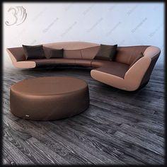 Sofa Furniture, Furniture Design, Unique Sofas, Modern Couch, Lounges, Corner Sofa, Furnitures, Home Interior Design, Living Room Decor