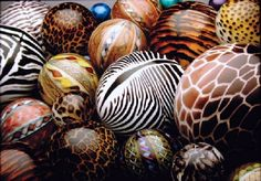 Animal Marbles & Spheres by Mark Matthews