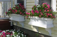 How to DIY: Building Inspiration for Window Box Planters