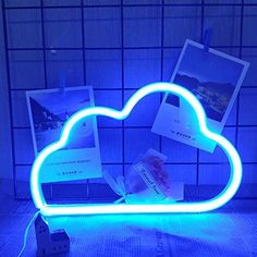 Amazon.com: Pink Cloud Neon Light Cloud Neon Night Lamps LED Neon Light Signs Battery or USB Powered Neon Night Lights Pink Cloud Light up Wall Decor Light for Kids Room Bedroom Bar Christmas Wedding Party: Home & Kitchen