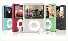 $45.99 Apple 4GB or 8GB iPod nano Gen 3 (Refurbished) (Up to 70% Off). Multiple Colors Available. Free Shipping and Returns.