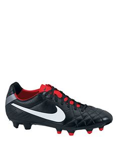 new products 5859a 6604a Tiempo Legend IV FG - (Black Red Cool Grey) (6.5). Nike ShoesNike ...