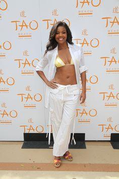 Gabrielle Union: Tao Beach babe
