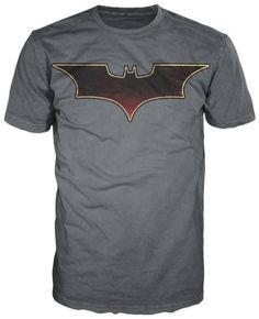 The Dark Knight Rises - Dark Knight Logo Movies T-Shirt