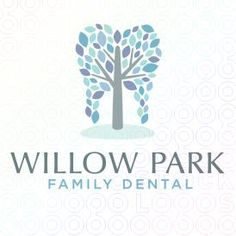 willow+park+family+dental+logo