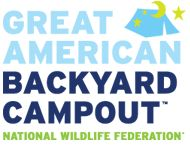 Great American Backyard Campout - Turn your backyard into a Campground on June 23rd.