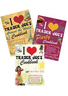 I Love Trader Joe's - Cookbooks!