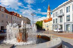 Lithuania - Vilnius old town