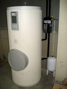 Acumulador de Agua Caliente Sanitaria (ACS)