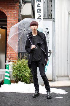 Sosuke | Shop Staff  Street Style #Japan