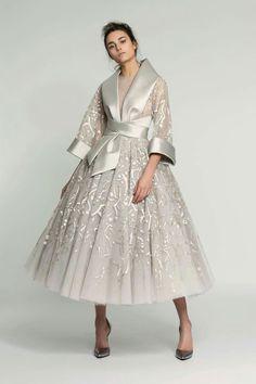 Rami Al Ali Spring-Summer 2017 couture collection