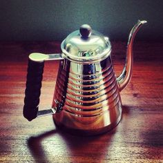 Kalita Wave Pot via The Chubby Penguin's General Store. Click on the image to see more!