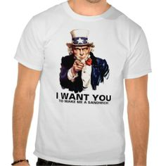 >>>Low Price          	Make Me a Sandwich Shirt           	Make Me a Sandwich Shirt We provide you all shopping site and all informations in our go to store link. You will see low prices onHow to          	Make Me a Sandwich Shirt Online Secure Check out Quick and Easy...Cleck Hot Deals >>> http://www.zazzle.com/make_me_a_sandwich_shirt-235492038470162100?rf=238627982471231924&zbar=1&tc=terrest