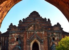 Historic beauty Photography. Exploring Bagan in Myanmar from the historical park to Mount Popa with endless numbers of temples. For more on Myanmar (Burma) and travel in Southeast Asia check our travel blog: http://live-less-ordinary.com/