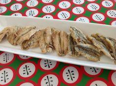 Boquerones al limón especiados  http://cocinaberja.blogspot.com.es/2014/10/receta-120-boquerones-al-limon.html