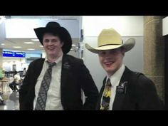 ▶ The Texas Missionaries Homecoming (with surprise ending) - YouTube