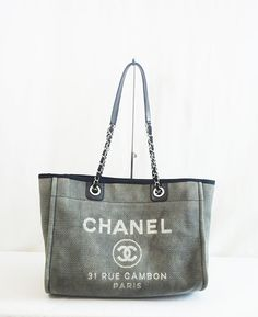 5edc48daaebe 59 Best Chanel Deauville tote bag   Portobello images