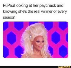 Picture memes — iFunny RuPaul looking at her paycheck and knowing she's the real winner of every season – popular memes on the site Drag Racing Quotes, Race Quotes, Rupauls Drag Race Funny, Rupaul Quotes, Rupaul Drag Queen, Look Girl, Meme Pictures, Music Memes, Stupid Funny Memes