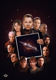 Sci Fi Series, Series Movies, Bruce Boxleitner, Sci Fi Shows, Babylon 5, Sci Fi Tv, Kino Film, Sci Fi Characters, Old Tv Shows