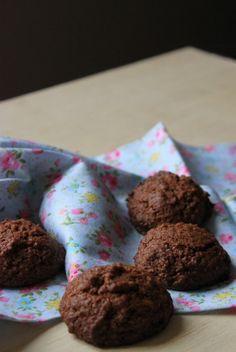 Cookies végétaliens chocolat et noix de coco (sans beurre, sans œuf)