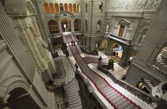 Top 20 things to do in Bern: The central hall of the Federal Palace of Switzerland