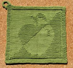 Ravelry: Grüner Apfel – green apple_Spüli pattern by Deborah 9