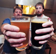 Anniston Star - Beer from here Alabama's f irst brewpub opens at Heroes in Weaver