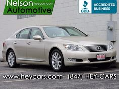 This 2010 Lexus LS 460 is listed on Carsforsale.com for $26,000 in Mount Prospect, IL. This vehicle includes Exhaust - Dual Tip,Exhaust Tip Color - Chrome,Window Trim - Chrome,Turns Lock-To-Lock - 3.2,Air Filtration - Active Charcoal,Center Console Trim - Wood,Dash Trim - Wood,Door Trim - Wood,Floor Mat Material - Carpet,Floor Mats - Front,Floor Mats - Rear,Front Air Conditioning - Automatic Climate Control,Front Air Conditioning Zones - Dual,Heated Steering Wheel,Shift Knob Trim…