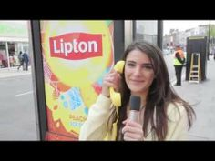 Andrea hits the streets to brighten your weekend, with Lipton Ice Tea - Kiss FM (UK) Ibiza Travel, Ibiza Trip, Lipton Ice Tea, Kiss Fm, Iced Tea, Beach Party, Weekend Is Over, Campaign, Youtube